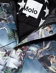 Molo - Polaris Fur - snowsuit - creation - 3
