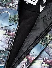 Molo - Polaris Fur - snowsuit - creation - 7