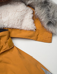 Molo - Polaris Fur Recycle - snowsuit - autumn leaf - 6