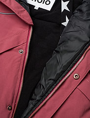 Molo - Polaris Fur Recycle - snowsuit - maroon - 7