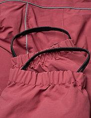 Molo - Polaris Fur Recycle - snowsuit - maroon - 6