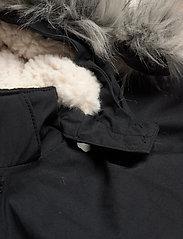 Molo - Polaris Fur - snowsuit - black - 4