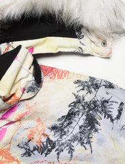 Molo - Polaris Fur - snowsuit - eternal flowers - 6