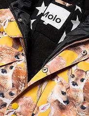 Molo - Polaris Fur - snowsuit - fawns - 2