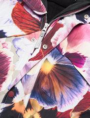 Molo - Polaris Fur - snowsuit - giant floral - 4