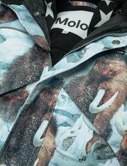 Molo - Polaris Fur - snowsuit - mammoth - 2