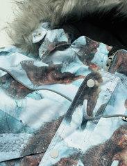 Molo - Polaris Fur - snowsuit - mammoth - 3