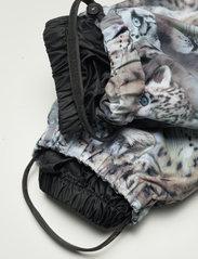 Molo - Polaris Fur - snowsuit - snowy leopards - 6