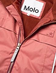Molo - Pingo - shell coveralls - maple - 3
