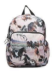 Big backpack - WILD HORSES