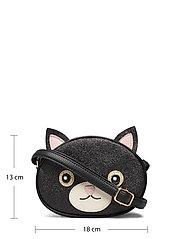 Molo - Cat Bag - totes & små tasker - black glitter - 4