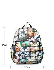 Molo - Big backpack - rygsække - footballs - 4