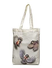 Canvas shopper - FLYING