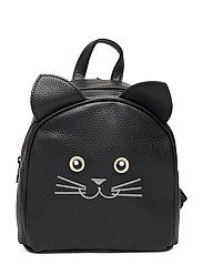 Kitty Backpack - BLACK