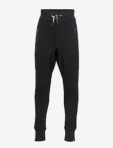 Ashton - sweatpants - black