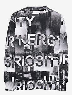 Mik - sweatshirts - grainy text