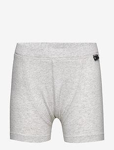 Jon - bottoms - light grey melange