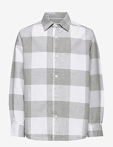 Russy - skjortor - grey check