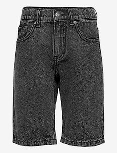 Adrik - shorts - washed black