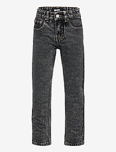 Andy - jeans - stonewash black