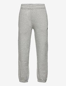 Am - sweatpants - grey melange