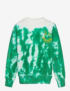Mattis - sweatshirts - royal green