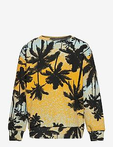 Mik - sweatshirts - sunrise palms