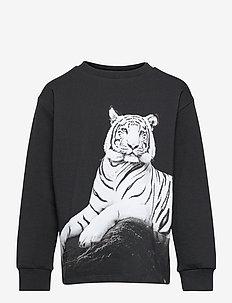 Moun - sweatshirts - white tiger
