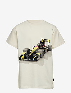 Road - short-sleeved - race car