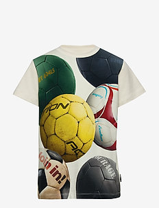 Road - short-sleeved - soccer balls
