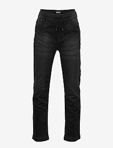 Augustino - jeans - charcoal denim