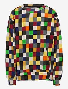 Mik - sweatshirts - pixels