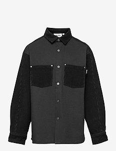 Rhyme - shirts - black