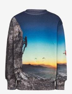 Mattis - sweat-shirt - mount extreme