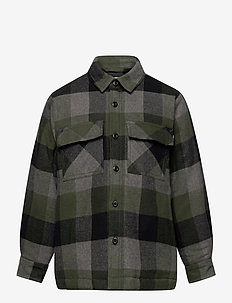 Hayes - shirts - check