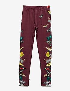 Nikia - leggings - butterfly stripe