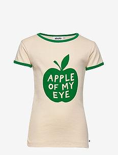 Rhiannon - short-sleeved - apple