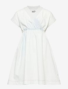 Dress Jersey Aop Preschool (Impala) (299.25 kr) Polarn O