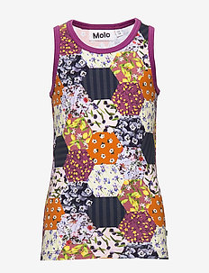 Joshlyn - sleeveless - patchwork