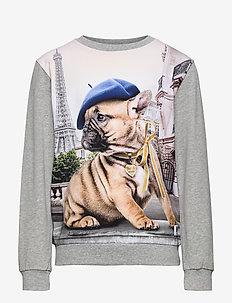 Regine - sweatshirts - tout le monde