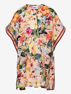 Corliss - kjoler - big hawaiian flowers