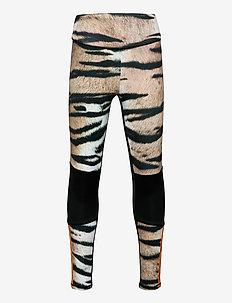 Olympia - leggings - wild tiger