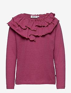 Rosamond - long-sleeved t-shirts - raspberry jam