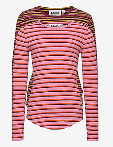 Rochelle 2-Pack - long-sleeved t-shirts - multi jersey