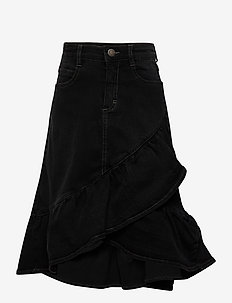 Belinda - skirts - black denim