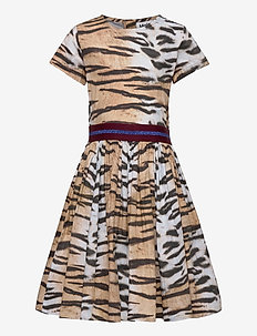 Candy - dresses - wild tiger woven