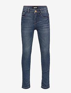Angelica - jeans - washed dark blue