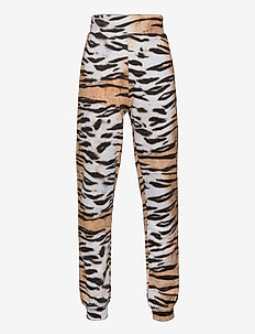 Alfrida - sweatpants - wild tiger isoli