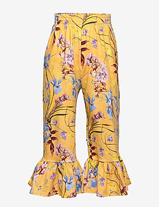 Anis - trousers - the art of flowers