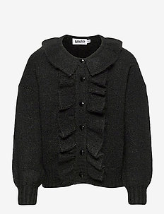 Gracie - cardigans - black